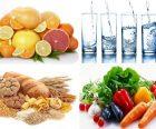 Chế độ ăn cho người bệnh mắc chứng thận hư