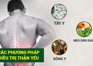Tổng hợp các loại thuốc chữa thận yếu được sử dụng phổ biến hiện nay